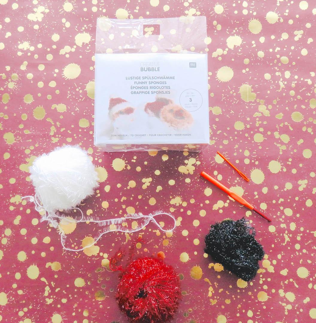Diy Weihnachtskarten Mit Creative Bubble Bonbontüte