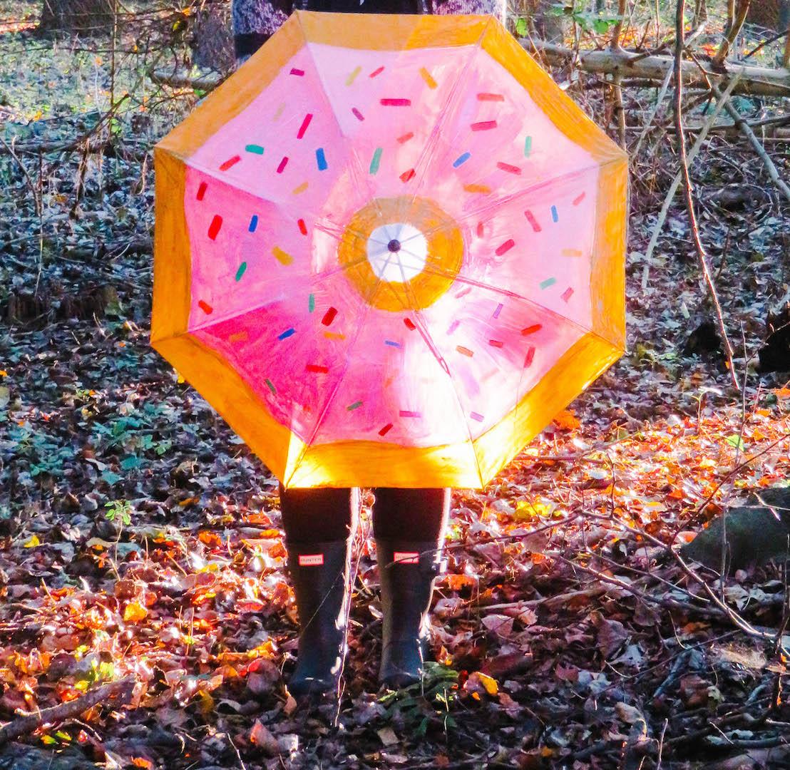 regenschirm-donut