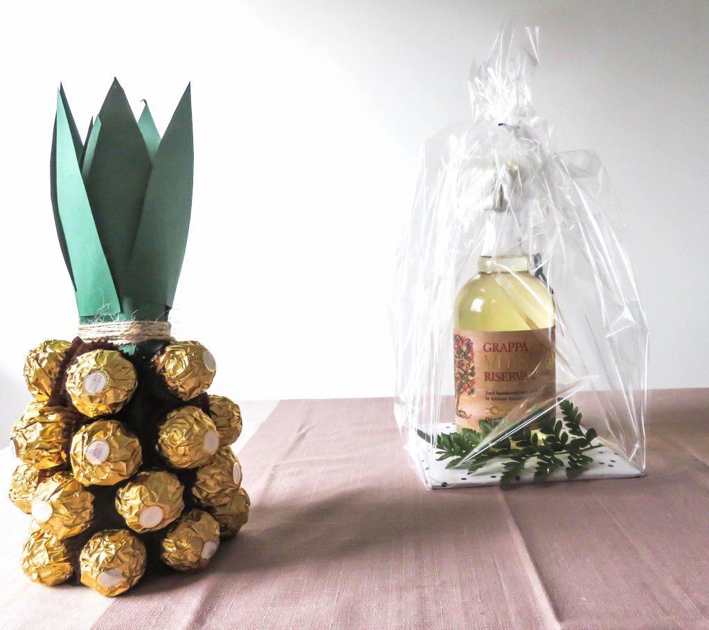 flasche-ananas