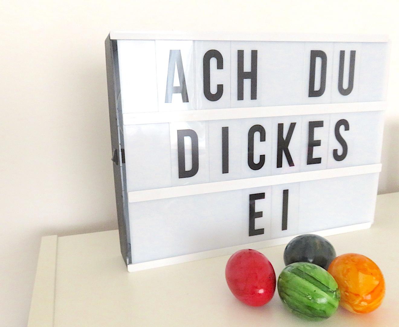 Sprüche Für Lightbox Und Letterboard Zu Ostern Bonbontüte