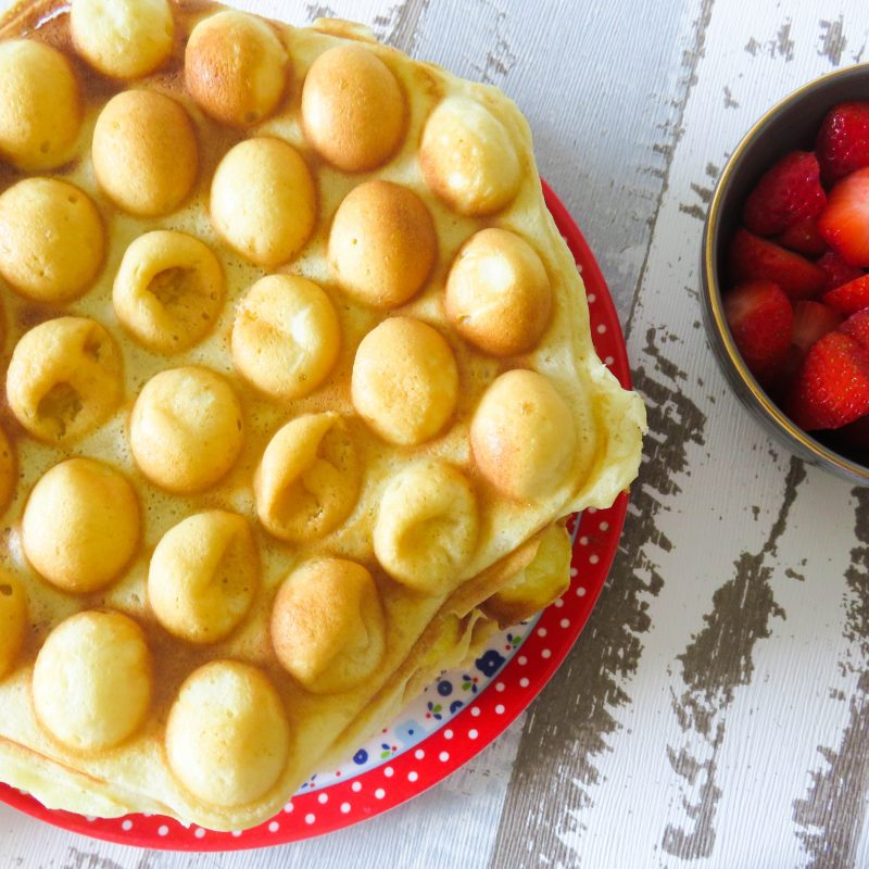 bubble-waffle